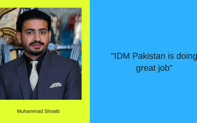 IDM Pakistan is doing great job